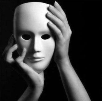 masquerade mask white masks •psycho psychopath halloween costume halloween costume mask accessories