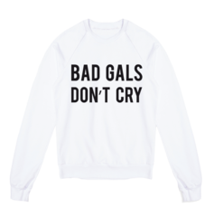 Bad gal don't cry - Sweater | Outfit of Love