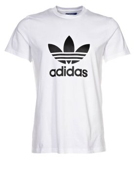 adidas t shirt dame trefoil