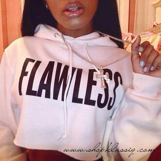 top beyonce fashion beyonce sweatshirt flawless shirt flawless hoodie flawless crop hoodie flawless crop hoodie