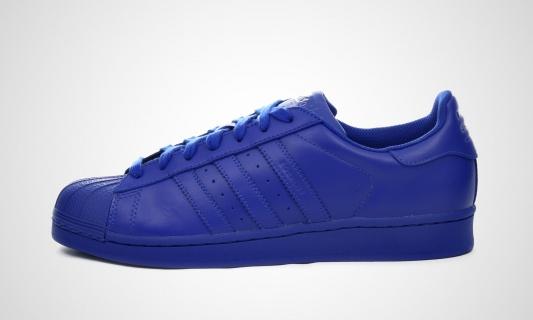 Adidas Superstar Supercolor Bold Blue
