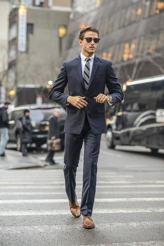 i am galla blogger prom menswear mens suit wayfarer tie