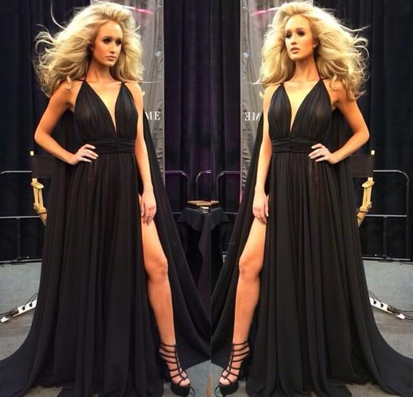 designer blackdress formaldress