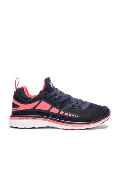 Athletic Propulsion Labs: APL Prism Sneaker in navy