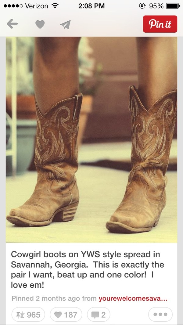 Shoes: boots, cowboy boots, cowgirl boots, country, southern, cute ...