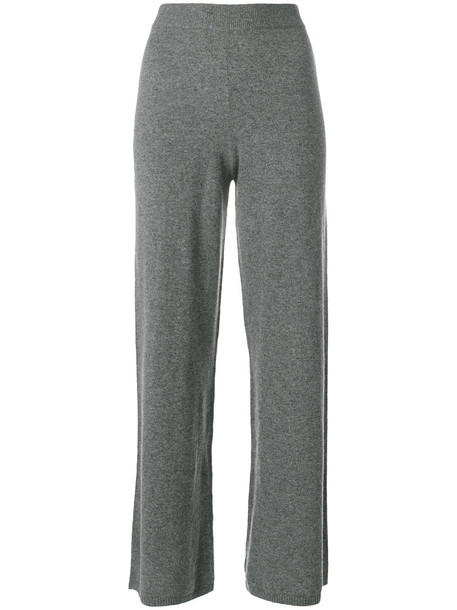 Joseph pants track pants women grey