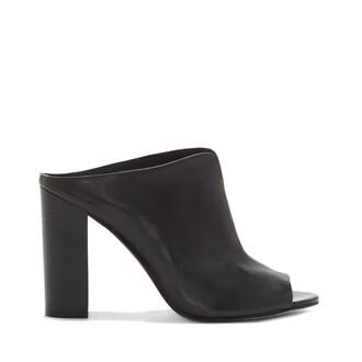 heel high heel high black shoes