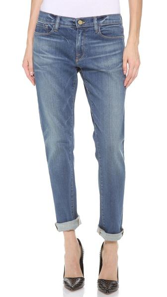 FRAME Denim Le Garcon Jeans | SHOPBOP