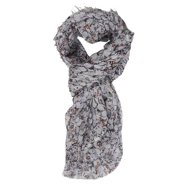women scarf multicolor