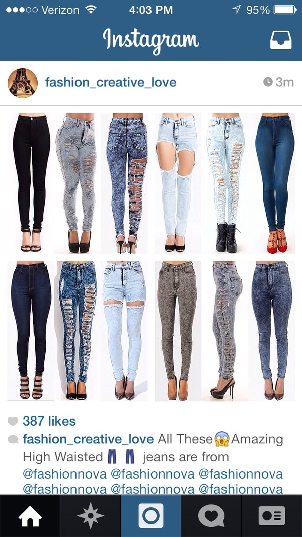 jeans cute high waisted high waisted skinny jeans acid wash jeans ripped jeans blue wash ripped skinny jeans shoes all of them♥️♥️ high waisted jeans belt sexy skinny jeans bow denim blue jeans