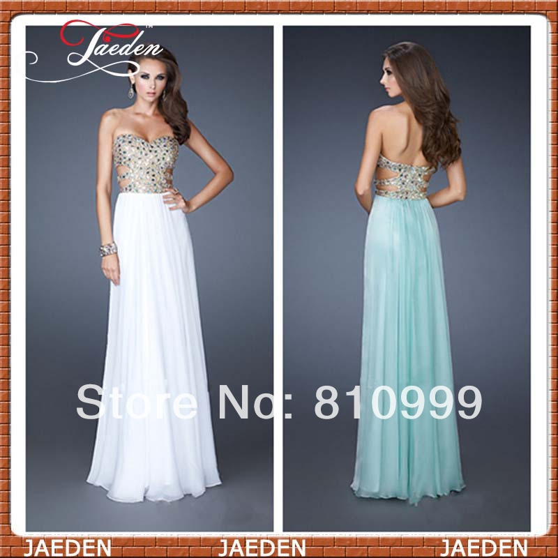 Aliexpress.com : Buy PP065 2014 Sexy New Strapless Prom Dresses ...