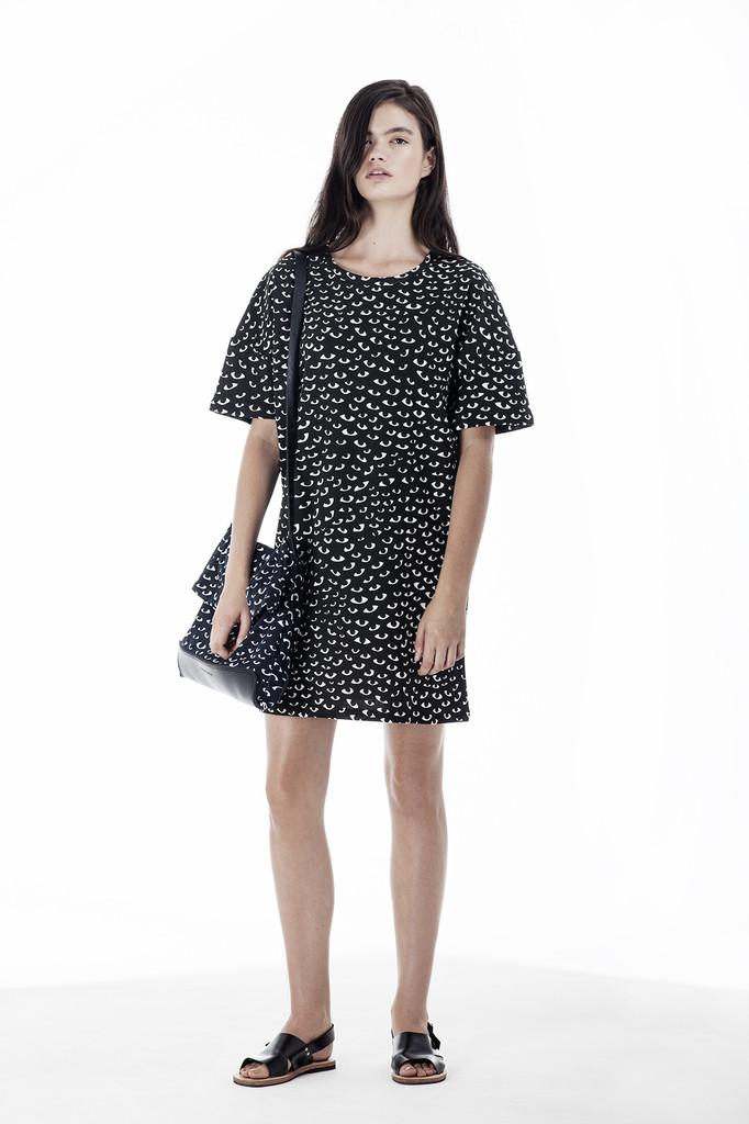 Adriaan Kuiters - Eye Print Tee Dress