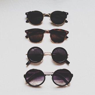 sunglasses accessories black sunglasses round sunglasses