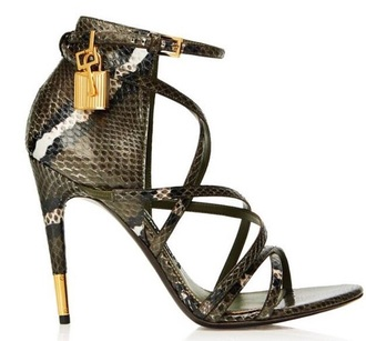 high heels snake print style strappy sandals sandals gold black hunter green