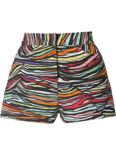 Missoni shorts women cotton knit