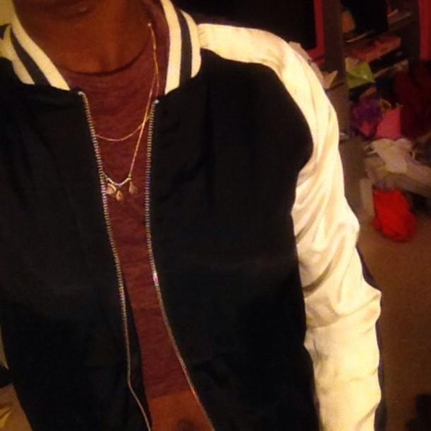 jacket bomber jacket