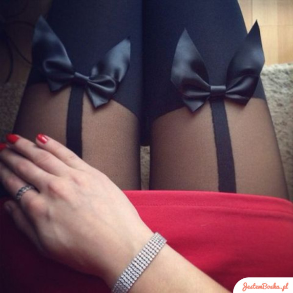 underwear tights bows pants
