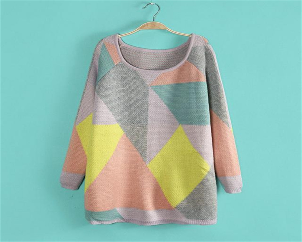 Aliexpress.com : buy long cardigans for women 2014 ladies geometric pattern printed cardigan casual knitted sweater crochet outwear desigual sweaters from reliable sweater material suppliers on shenzhen tidesource international limited