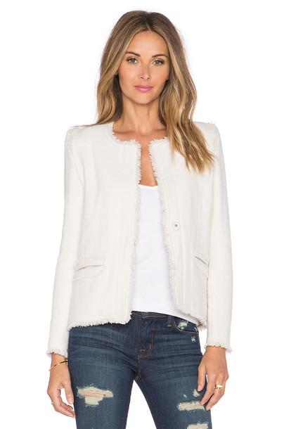 Iro jacket white