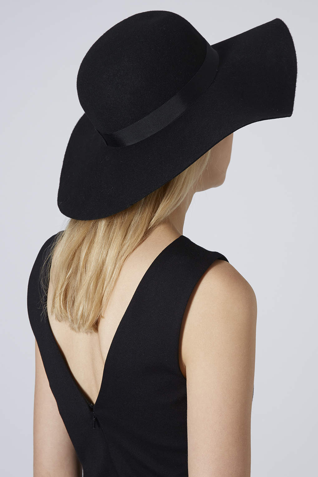 730c8e52 New Big Felt Floppy Hat - Topshop