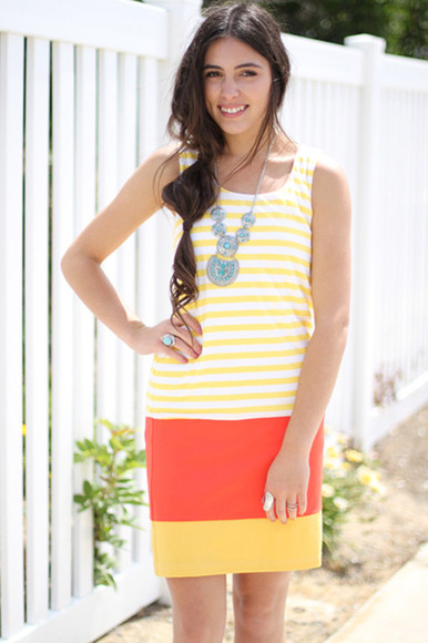striped dress dresses online
