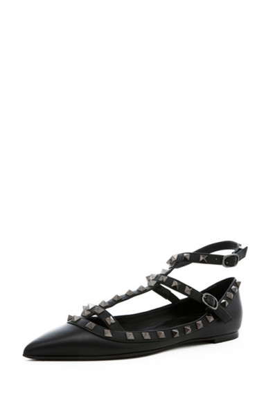 ballerina shoes flats studs