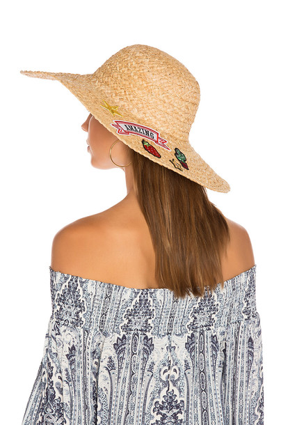 Hat Attack tan hat