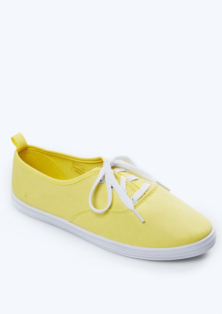 Up oxford sneaker