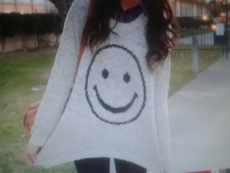 sweater smiley