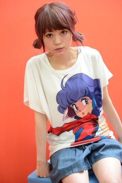 shirt kawaii style t-shirt