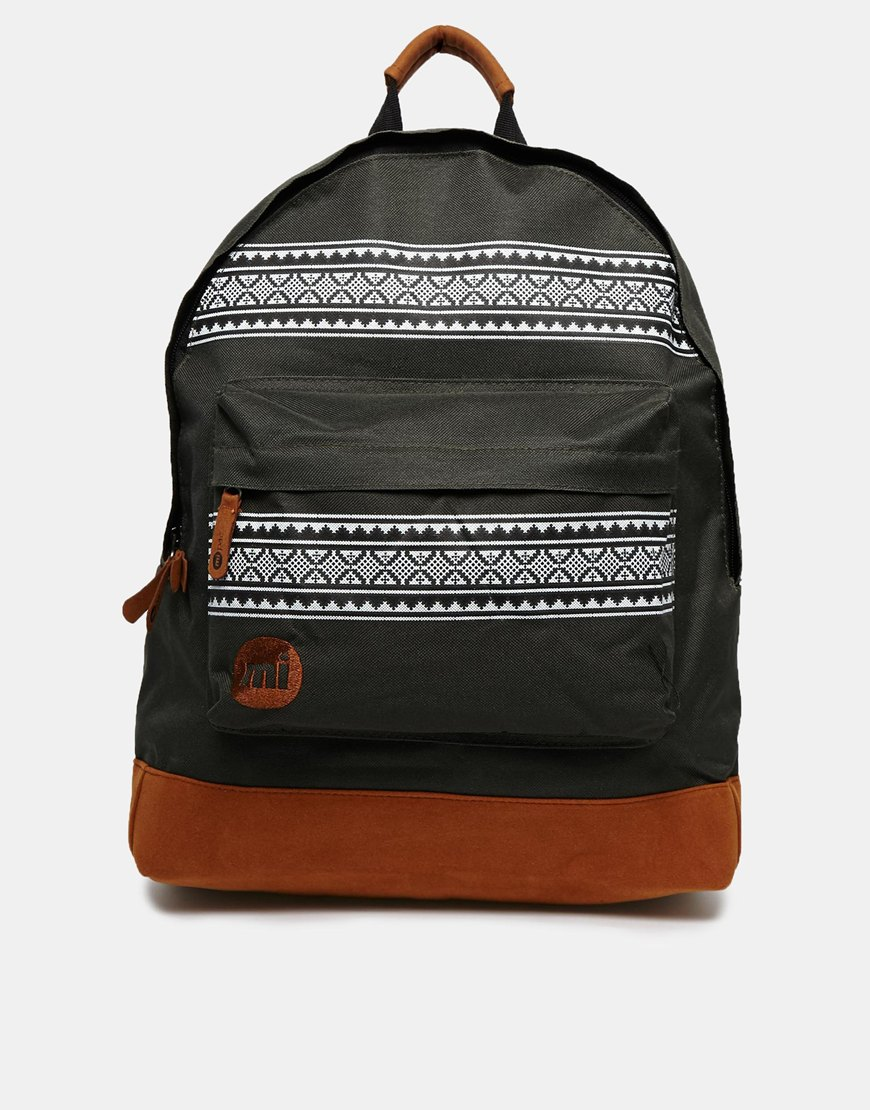 Mi-Pac Nordic Backpack at asos.com