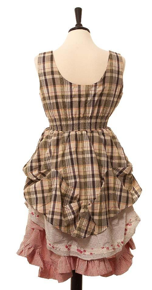 elle-belle.de Kleid Corfu von Nadir skandinavische mode online kaufen