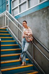 top,tumblr,off the shoulder,off the shoulder top,bag,embellished bag,embellished,sandals,sandal heels,high heel sandals,denim,jeans,flare jeans,shoes,jewels