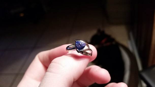 jewels blue sapphire blue sapphire ring silver ring jewelry