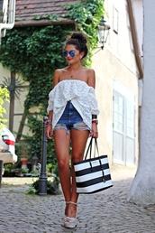 fashionhippieloves,blouse,bag,shoes,sunglasses,jewels,hipanema