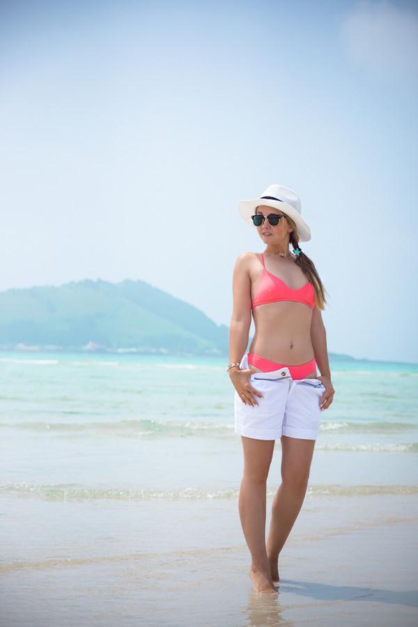 sunglasses jewels my blonde gal swimwear