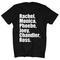Personil friends tv series t shirt