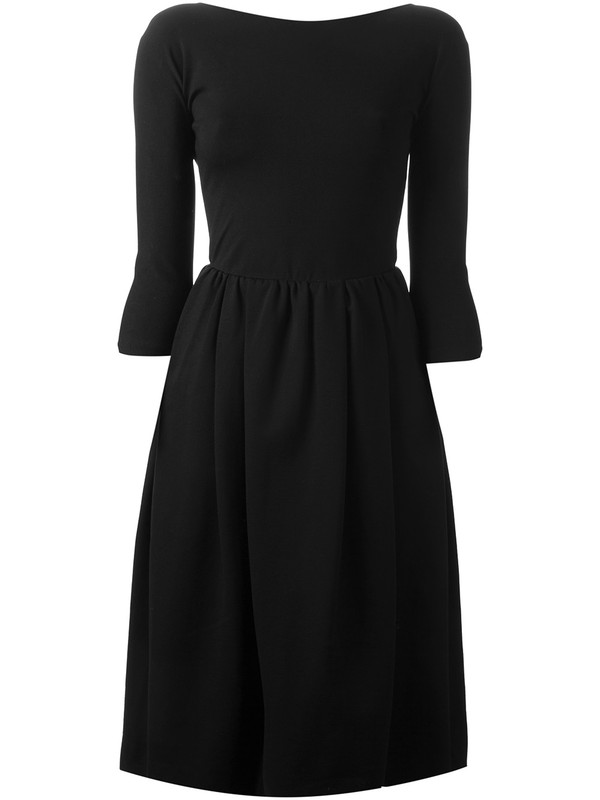 dress dsquared2 black dress