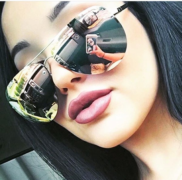 5d1f6ce043a sunglasses summer beach trendy silver free vibrationz.