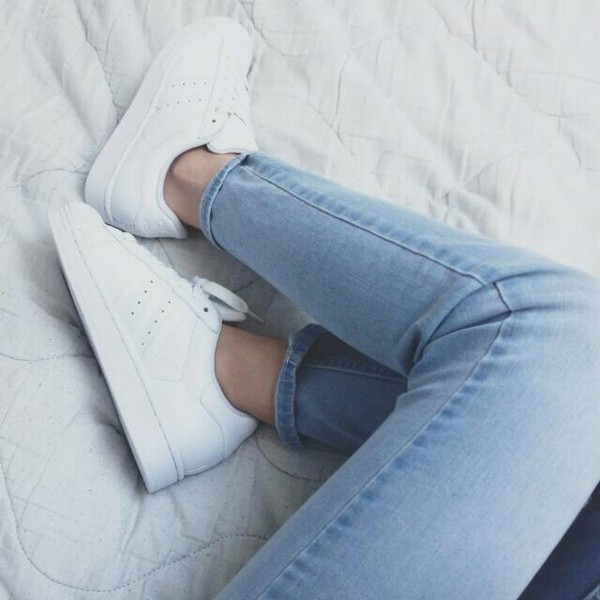 shoes adidas show vintage jeans