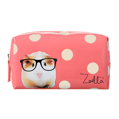 Zoella beauty guinea pig beauty bag for Zoella beauty table