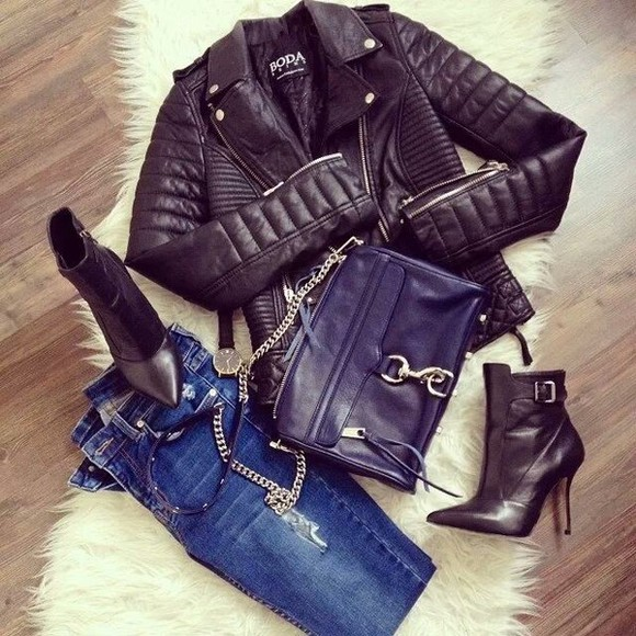 leather black jacket leather jacket leather black perfecto biker jacket coat