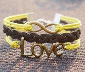 jewels,love,infinity,charm bracelet,bracelets