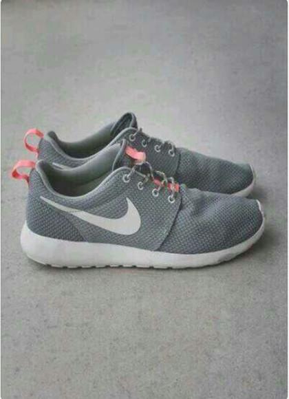 shoes grey love color roshe runs nike roshe run nike grey roshe run running shoes