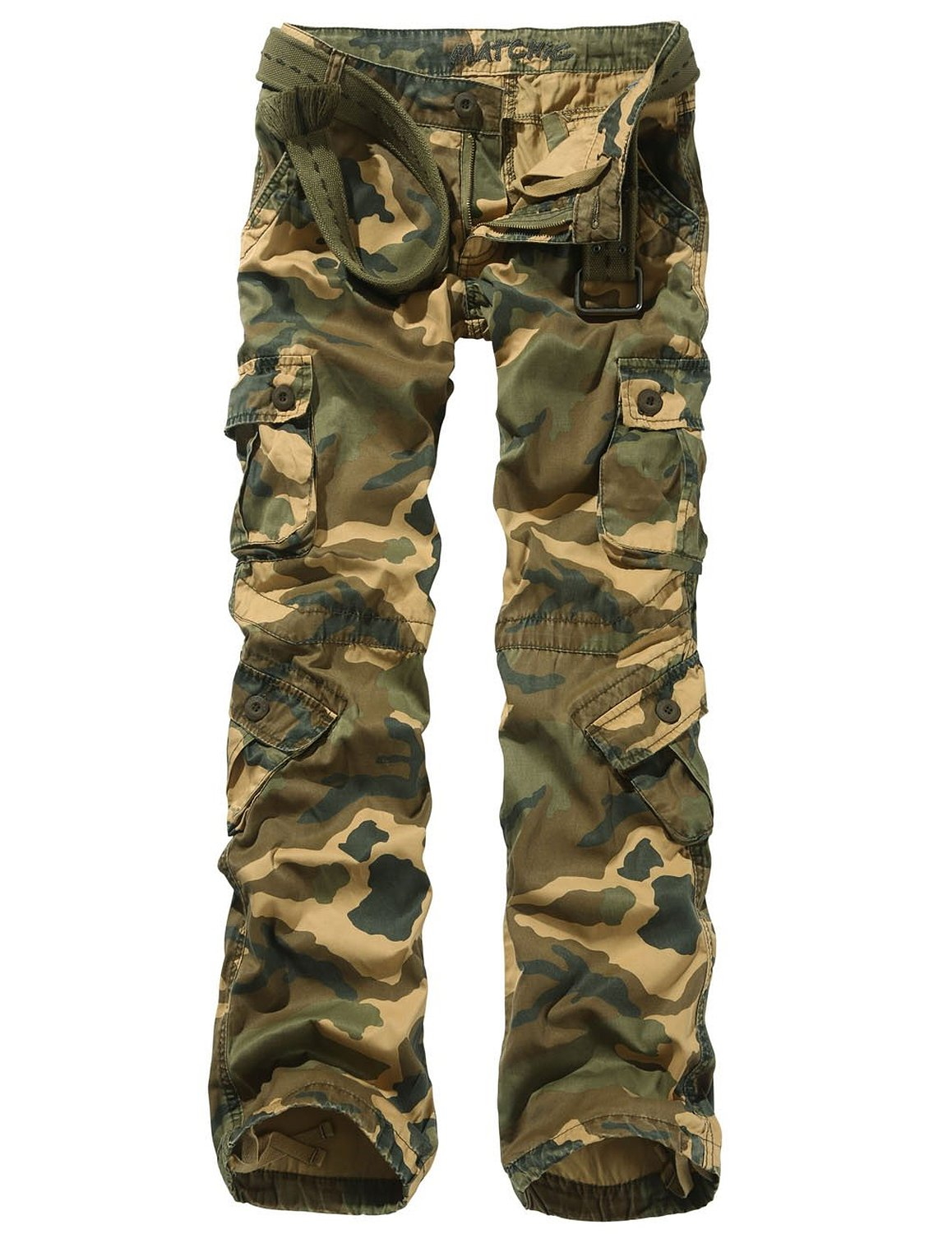 2a9f5345eeecf Match Women's Camo Cargo s Sports Outdoors Military #2036M at Amazon  Women's Clothing store: Pants