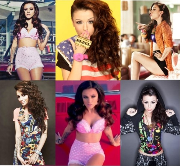 swimwear cher lloyd