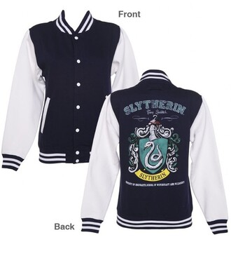 jacket hogwarts hogwarts jacket hogwarts coat harry potter sweater harry potter jacket slytherin jacket coat hogwarts sweatshirt hogwarts sweater harry potter sweatshirt slytherin sweater harry potter shirt black and white green button up cool