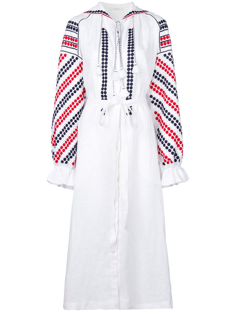 VITA KIN dress women white