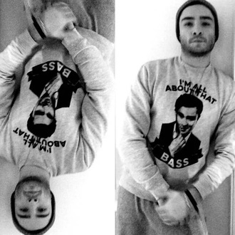 sweater chuck bass
