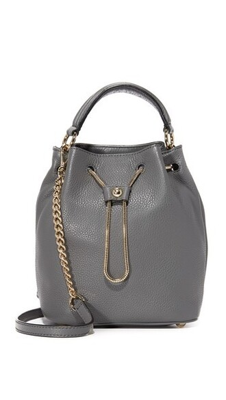 love drawstring bag bucket bag